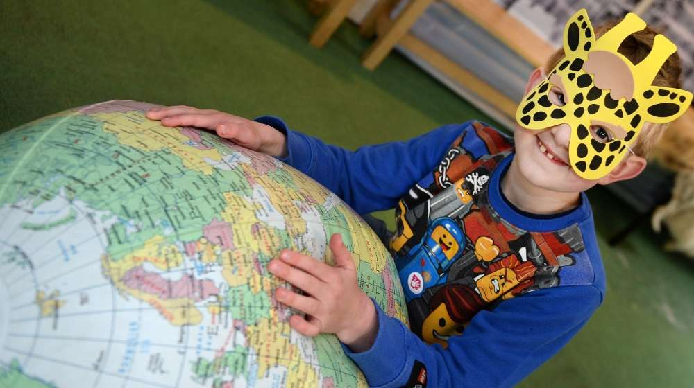 Special Children's Day at ZSL London Zoo