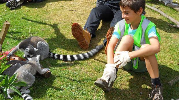 Junior Zoo Academy ZSL Whipsnade Zoo