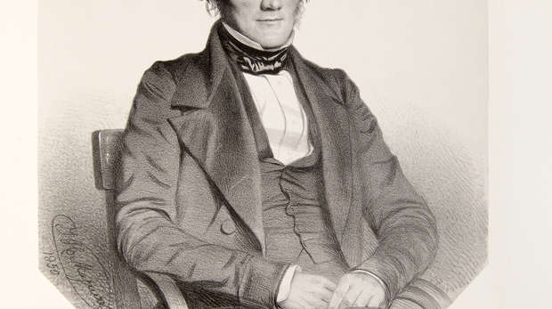 Image take from Ipswich portraits, by T.H. Maguire [1849-51]