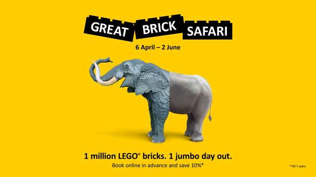 Great Brick Safari