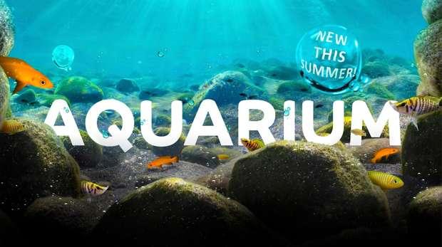 Aquarium at ZSL Whipsnade Zoo