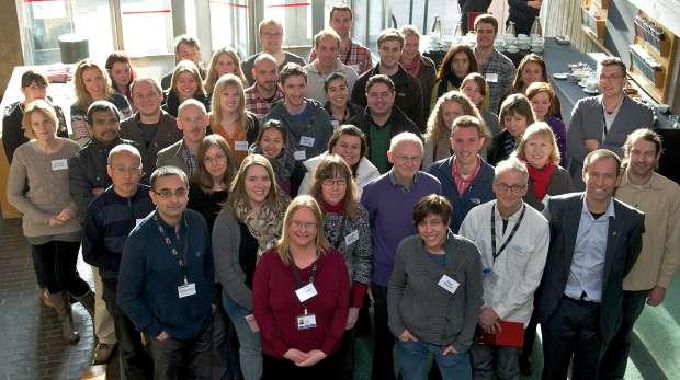 IoZ staff and students 2013