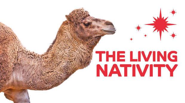 Living nativity promo