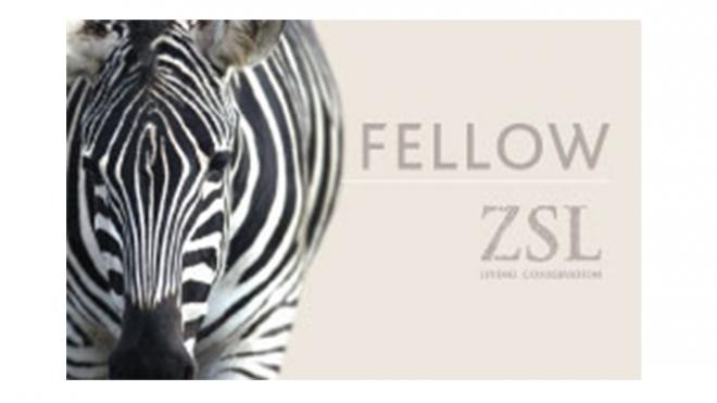 ZSL Fellowship card